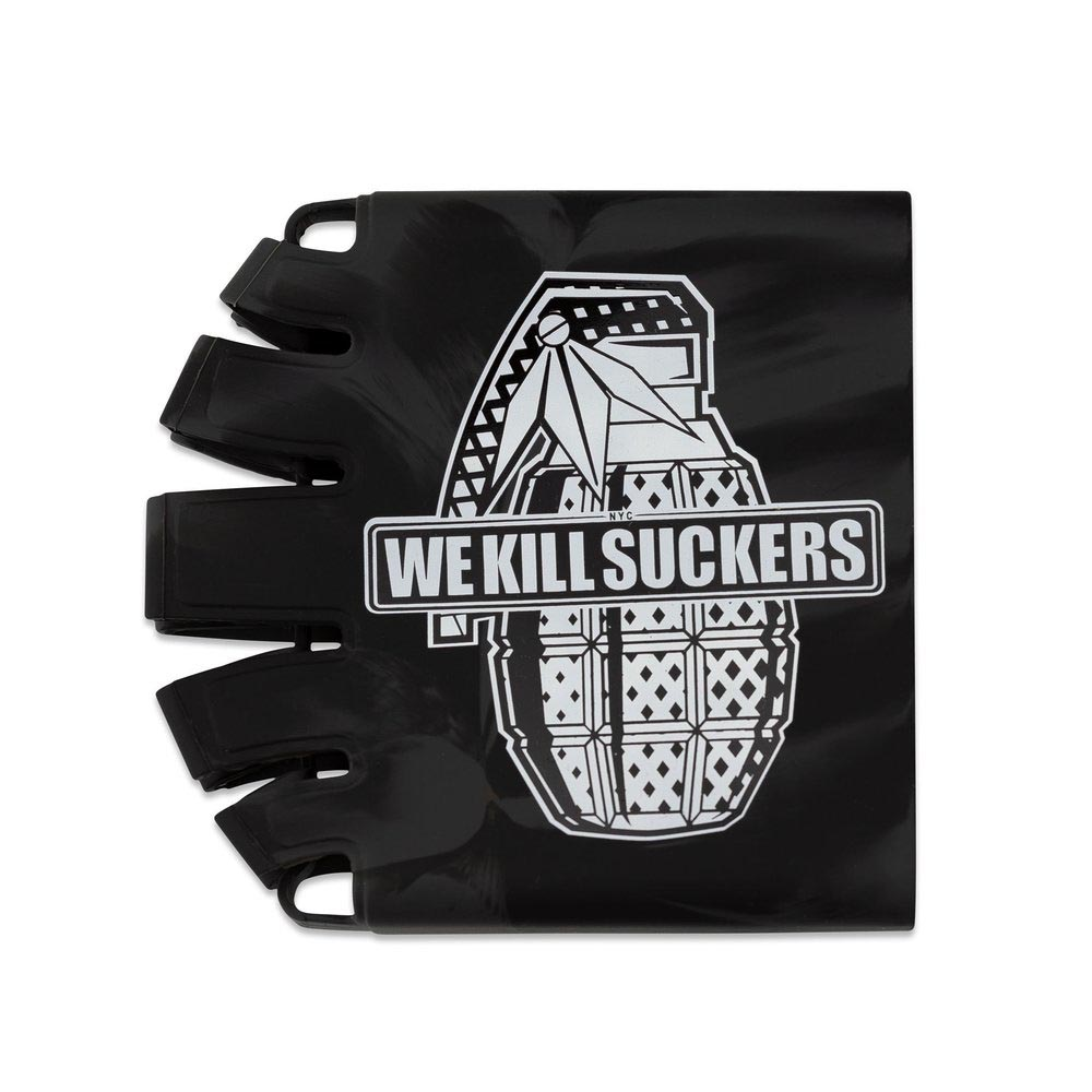 Bunker Kings - Knuckle Butt Tank Cover - WKS Grenade Black