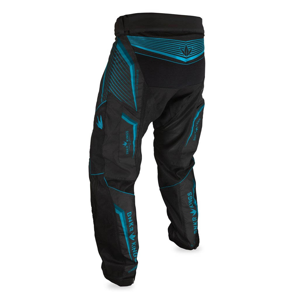 Bunker Kings - Supreme Pants V2 - Cyan