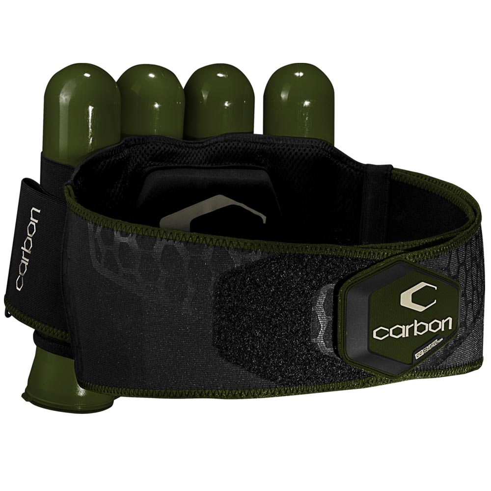 CARBON CC Harness 4 Pack - Olive