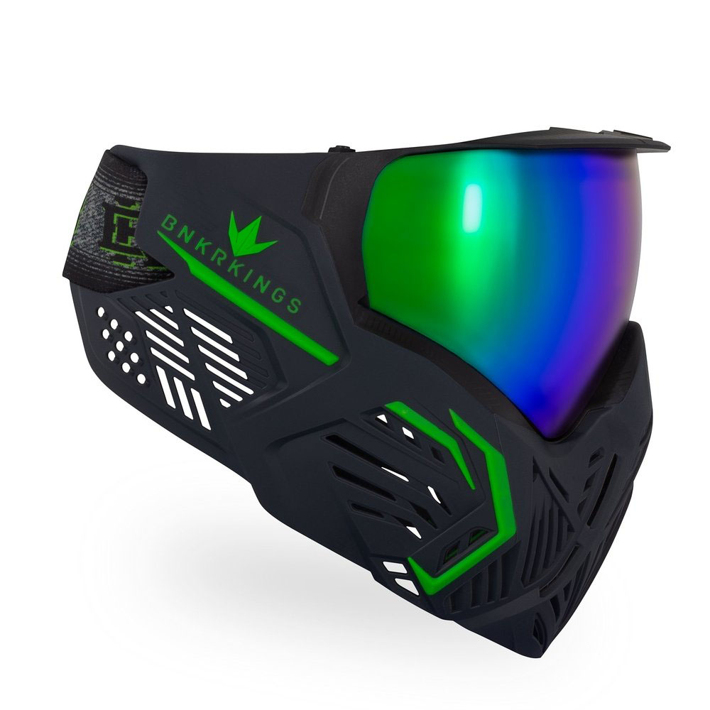Bunker Kings - CMD Goggle - Black Acid