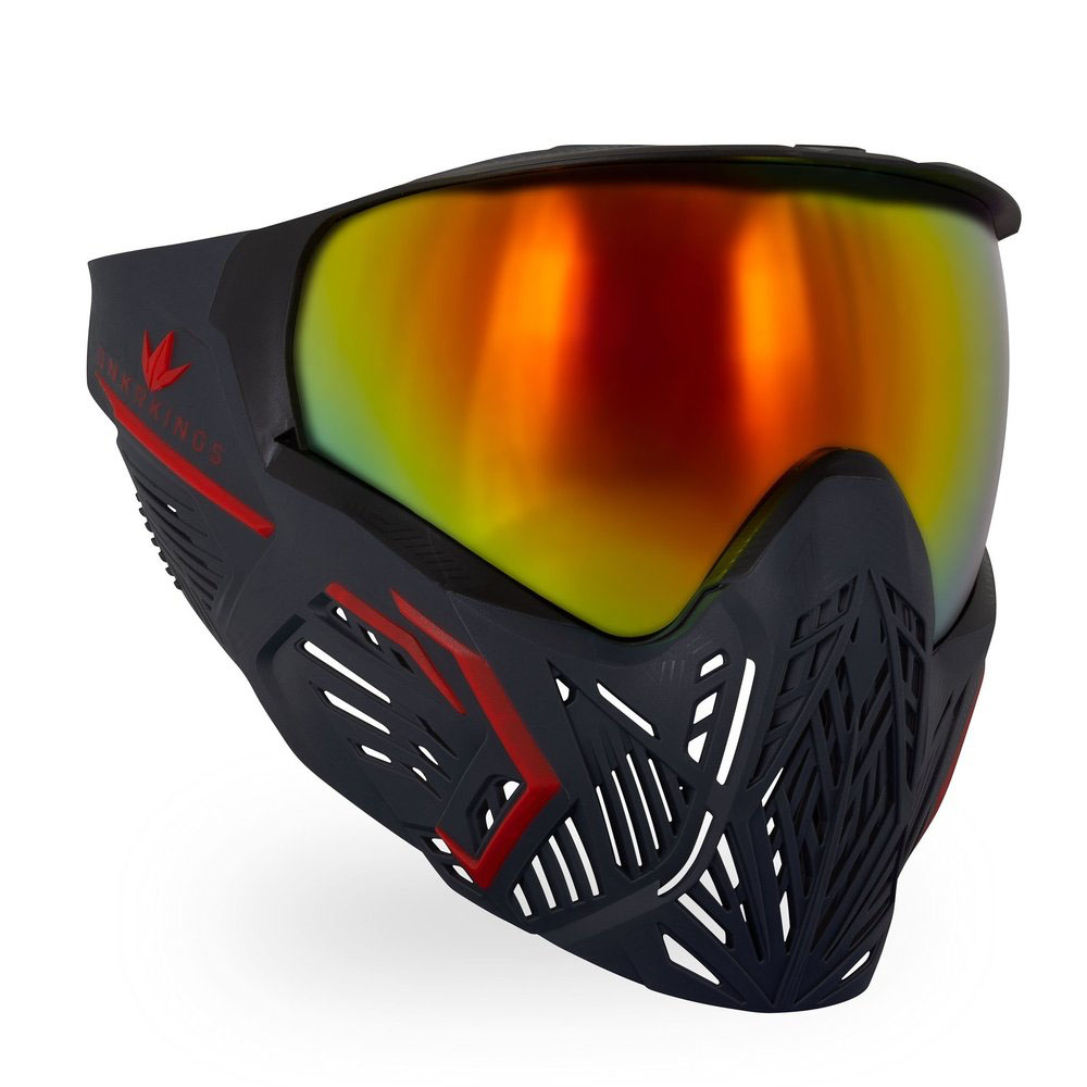 *BACK ORDER* Bunker Kings - CMD Goggle - Black Demon