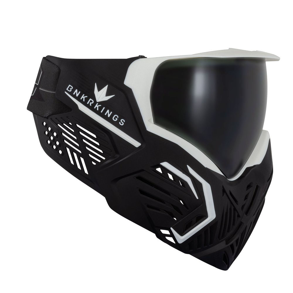 *BACK ORDER* Bunker Kings - CMD Goggle - Black Storm