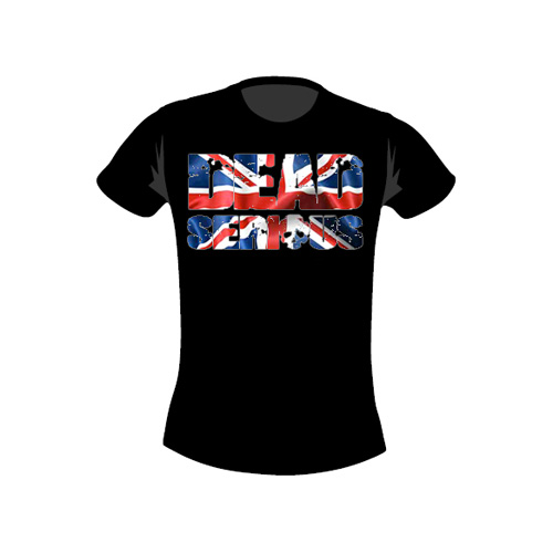 Dead Serious ® T-Shirt-United Kingdom