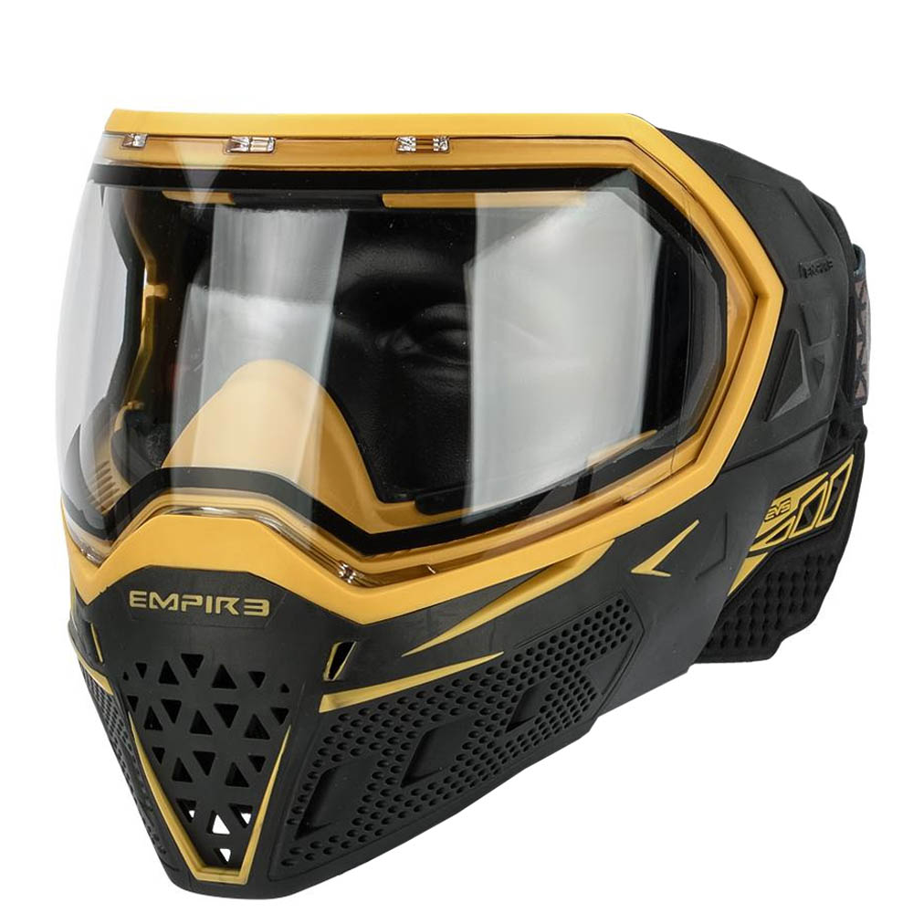 Empire EVS Goggle System - Black/Gold