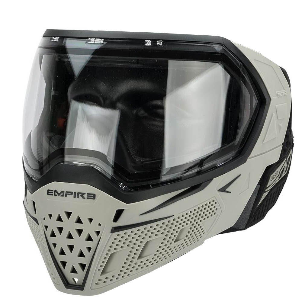 Empire EVS Goggle System - Grey/Black