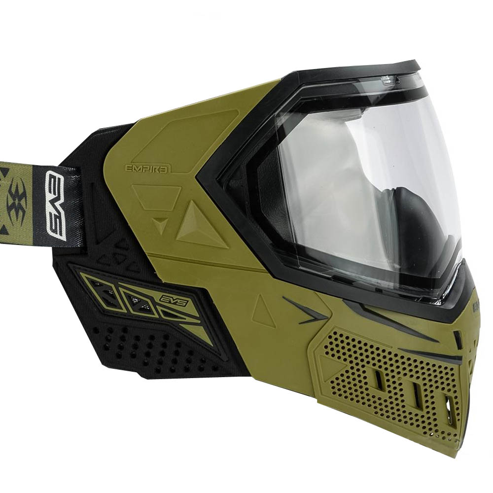 Empire EVS Goggle System - Olive/Black