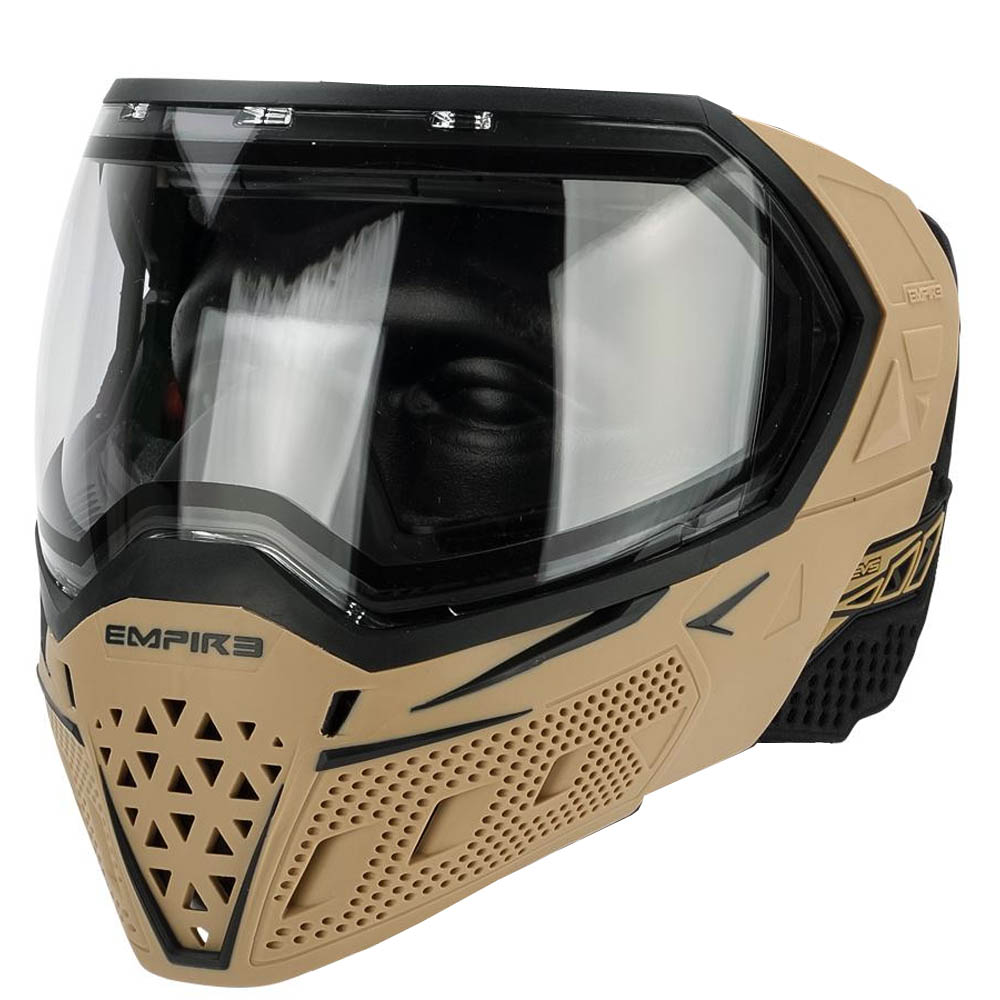 Empire EVS Goggle System - Tan/Black