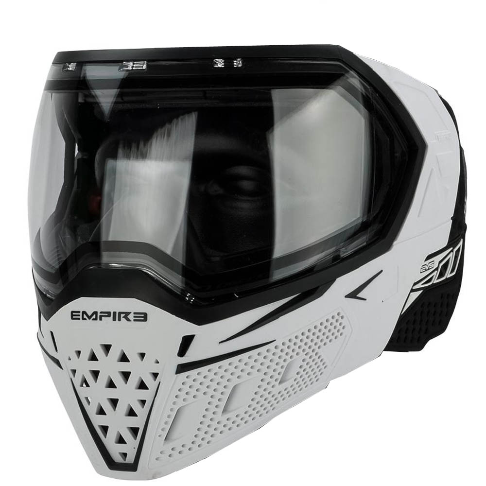Empire EVS Goggle System - White/Black