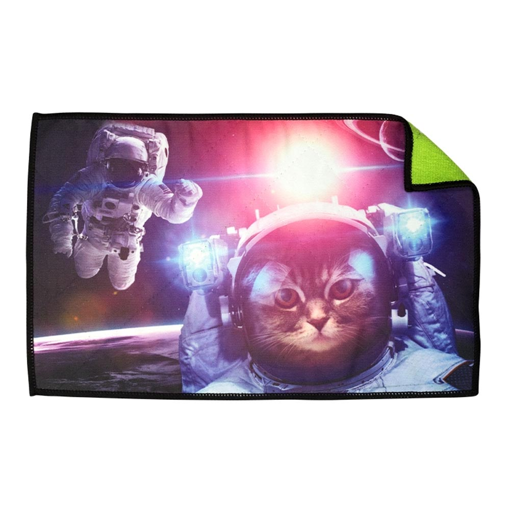 Exalt Microfiber - Player - Space Cat