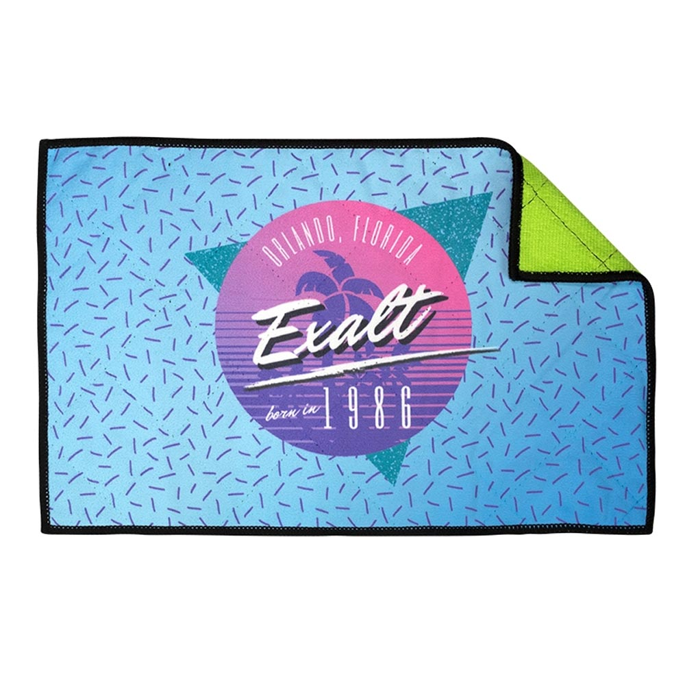 Exalt Microfiber - Player - Retro