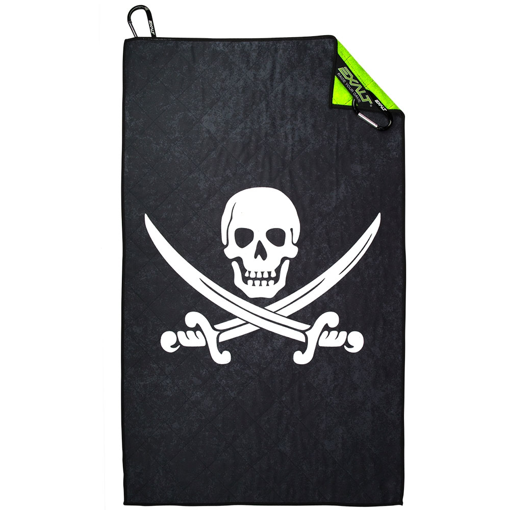 Exalt Microfiber - Team - Jolly Roger