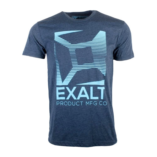 Exalt Knockout Tee - Blue