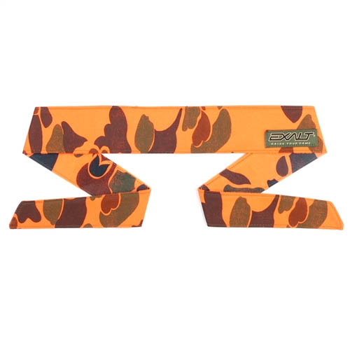 Exalt Headband - Blaze Orange Woodland