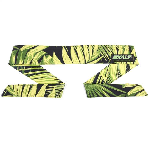 Exalt Headband - Tropical Leaf