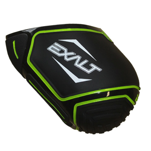 Exalt Small Tank Cover - Black - Lime/White