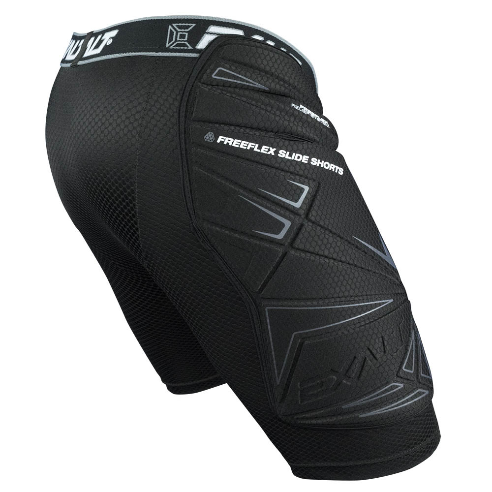 Exalt FreeFlex Slide Shorts - Black