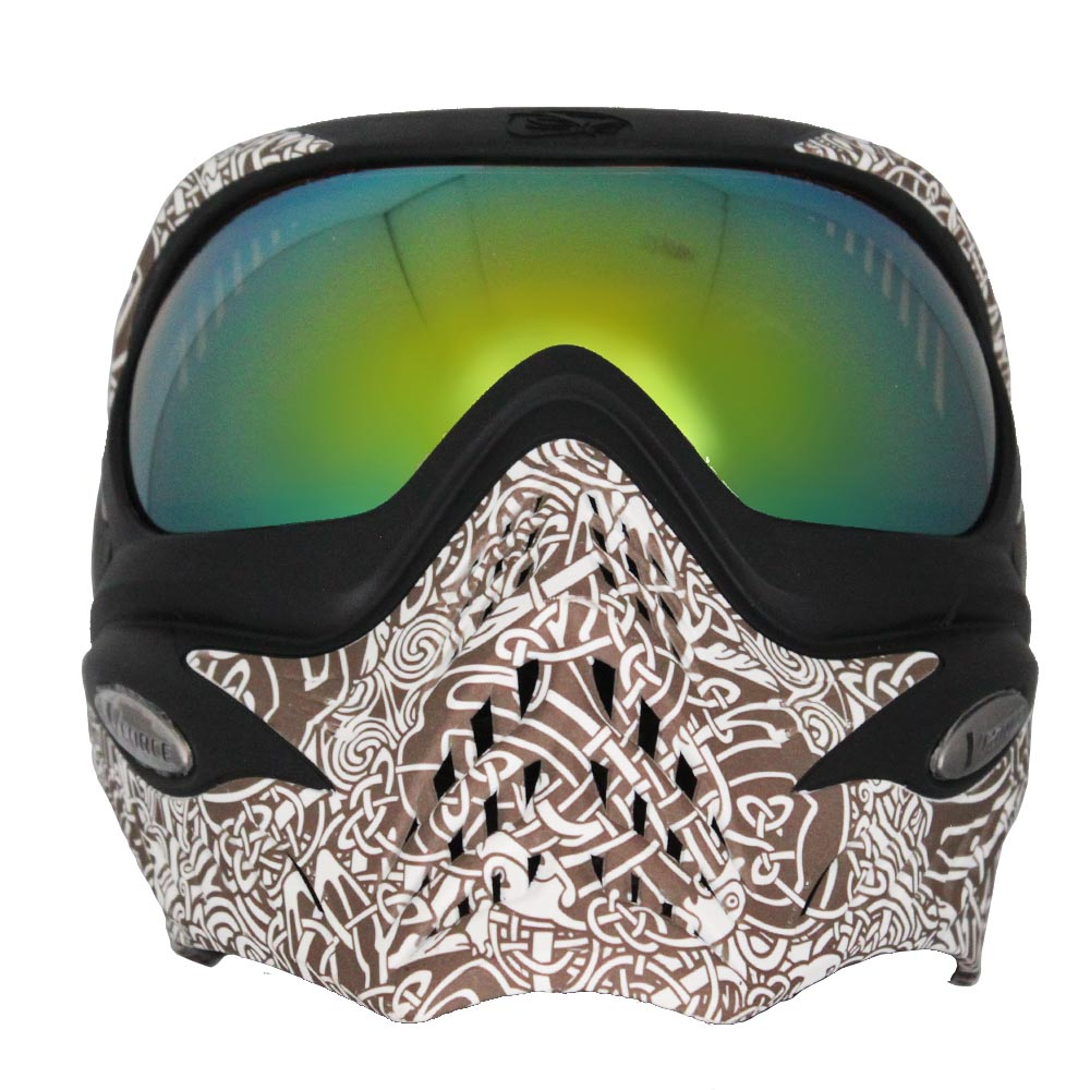 Vforce Grill Special Edition Goggles : Celtic Earth w HDR Thermal Lens