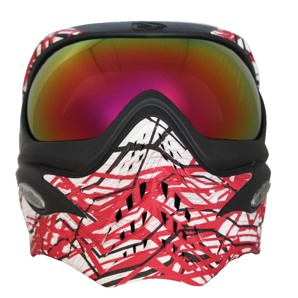 Vforce Grill Special Edition Goggles : Shocker w HDR Thermal Lens