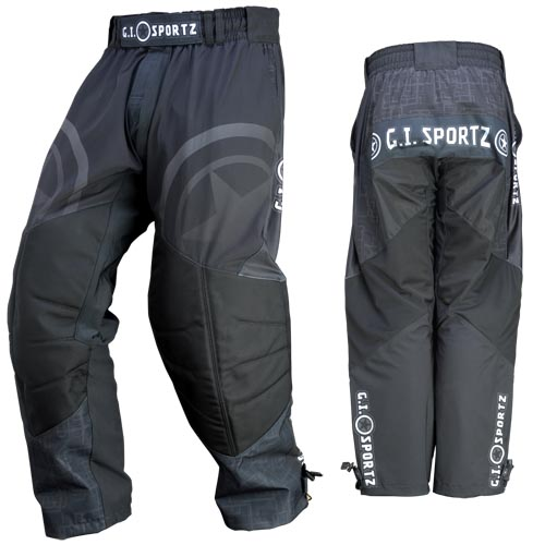 Gi Sportz Glide Performance Pants - Black