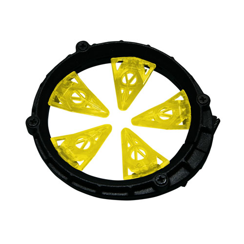 Virtue Crown S/F for Rotor - Yellow