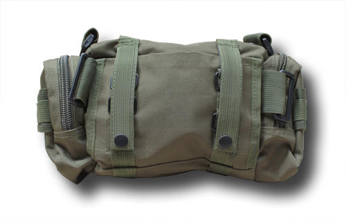 Dead Serious ® -Insertion Bag Green