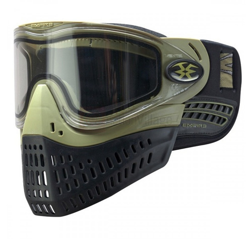 Empire E-Flex Mask : Olive