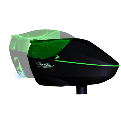 Virtue Spire 260 Loader - Black/Lime