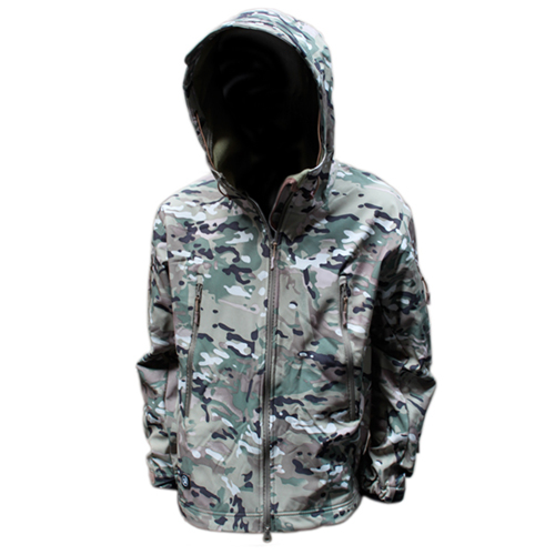 Dead Serious ® Soft Shell Jacket Multi-cam