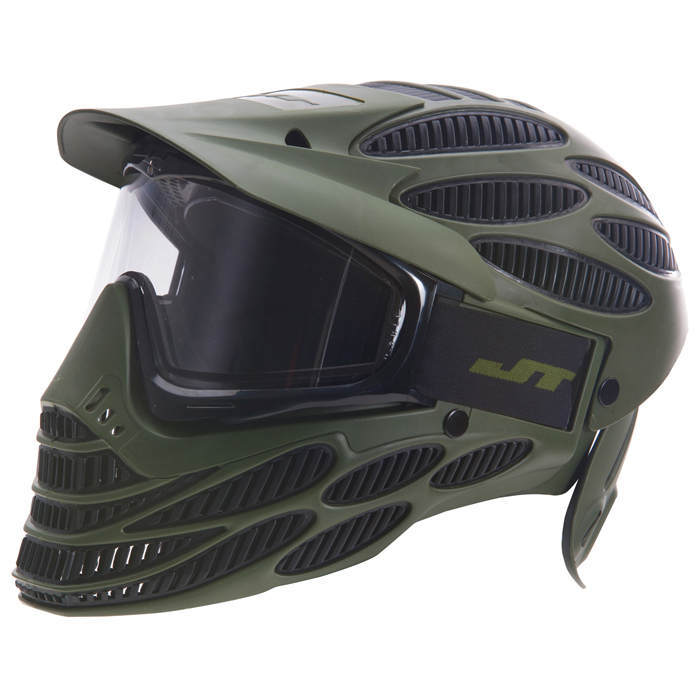 JT Spectra Flex 8 Full Coverage Goggle - Olive