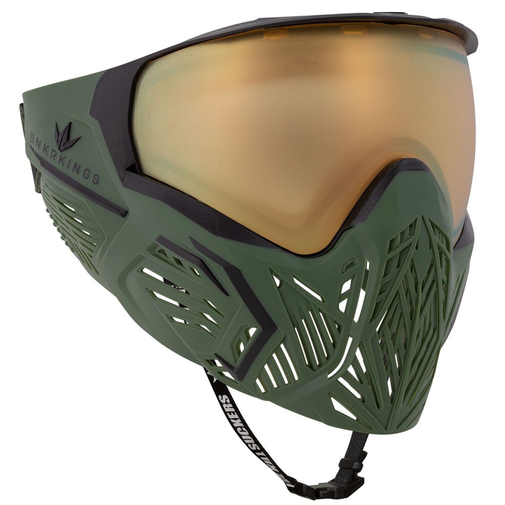 Bunker Kings - CMD Goggle - Master Sarge *Limited Run - Only 250 World Wide*