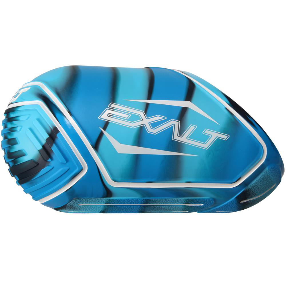 Exalt Medium Tank Cover -  Blue Swirl