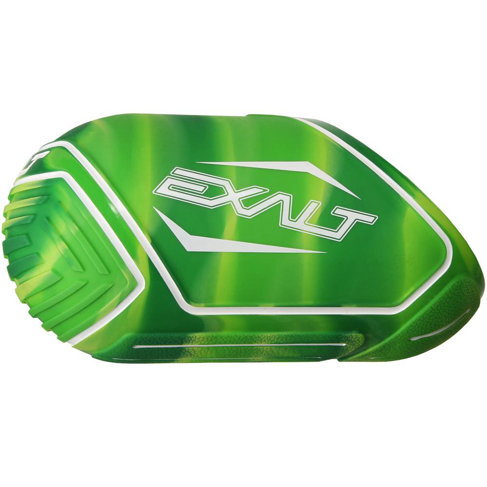 Exalt Medium Tank Cover - Lime Swirl
