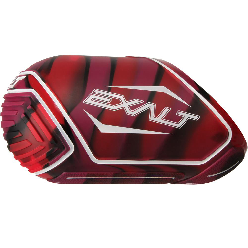 Exalt Medium Tank Cover - Red Swirl