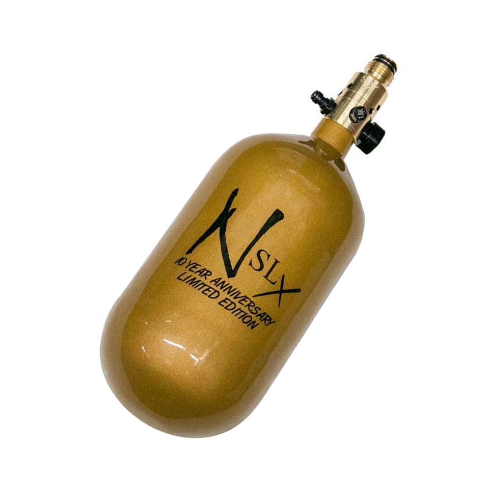 Ninja SLX 68/4.5K Carbon Fiber Air Tank - LE GOLD - 10th Anniversary