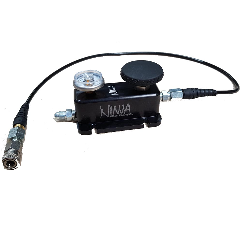Ninja Micro Fill Panel Push Button Fill Station  -  MICROFP-3