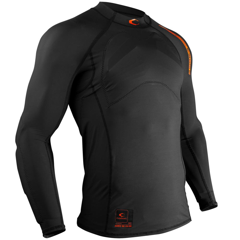 CARBON SC Protective Top - Black