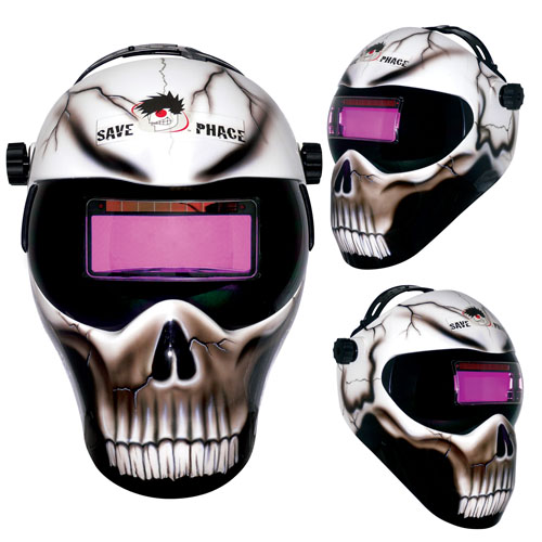 Save Phace Gen-X EFP Welding Mask- DOA