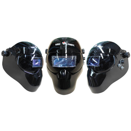 Save Phace Gen-Y EFP Welding Mask- Black Ice