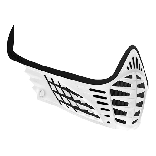 Virtue VIO Face Mask Black/Black/White