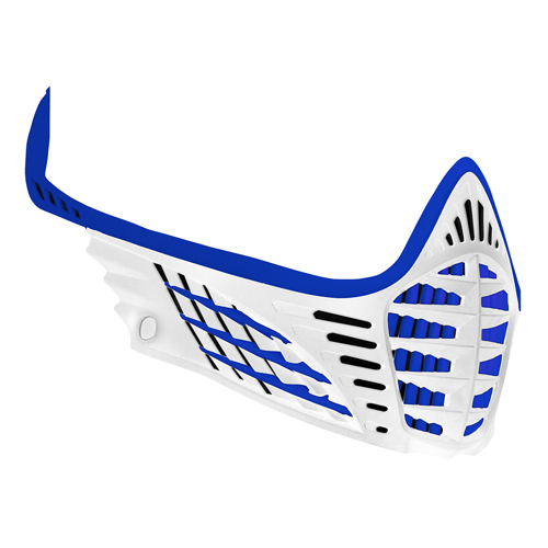 Virtue VIO Face Mask Blue/Blue/White