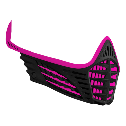 Virtue VIO Face Mask Pink/Pink/Black