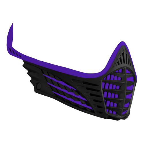 Virtue VIO Face Mask Purple/Purple/Black