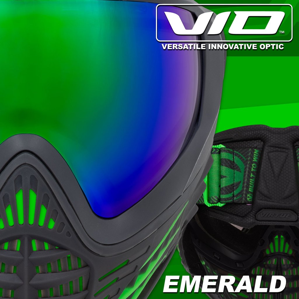 Virtue VIO Contour II - Emerald