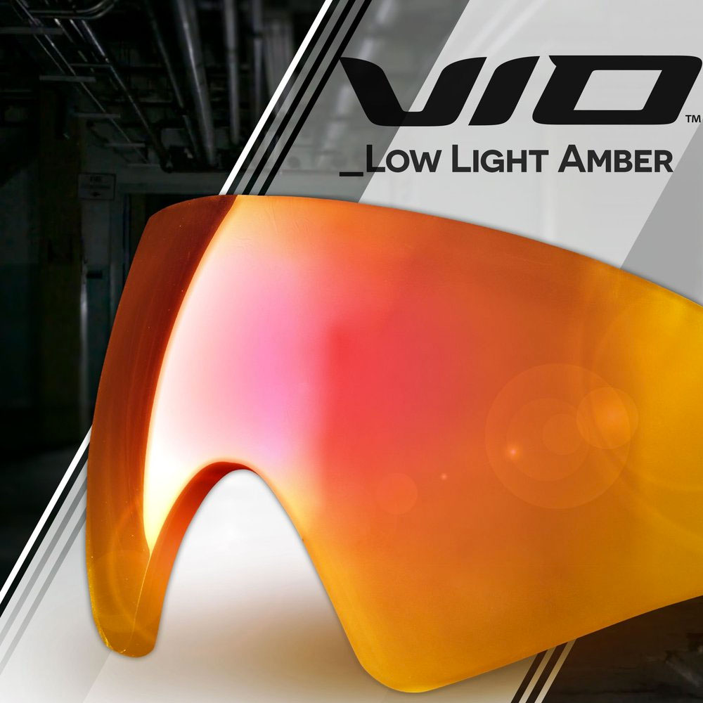 Virtue VIO Thermal Lens Low Light Chromatic Amber