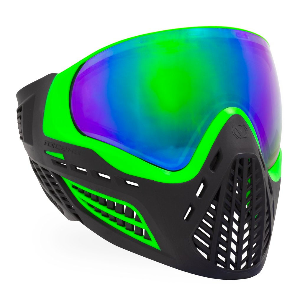 Virtue Vio Ascend Goggle Lime Emerald *Chromatic Lens*