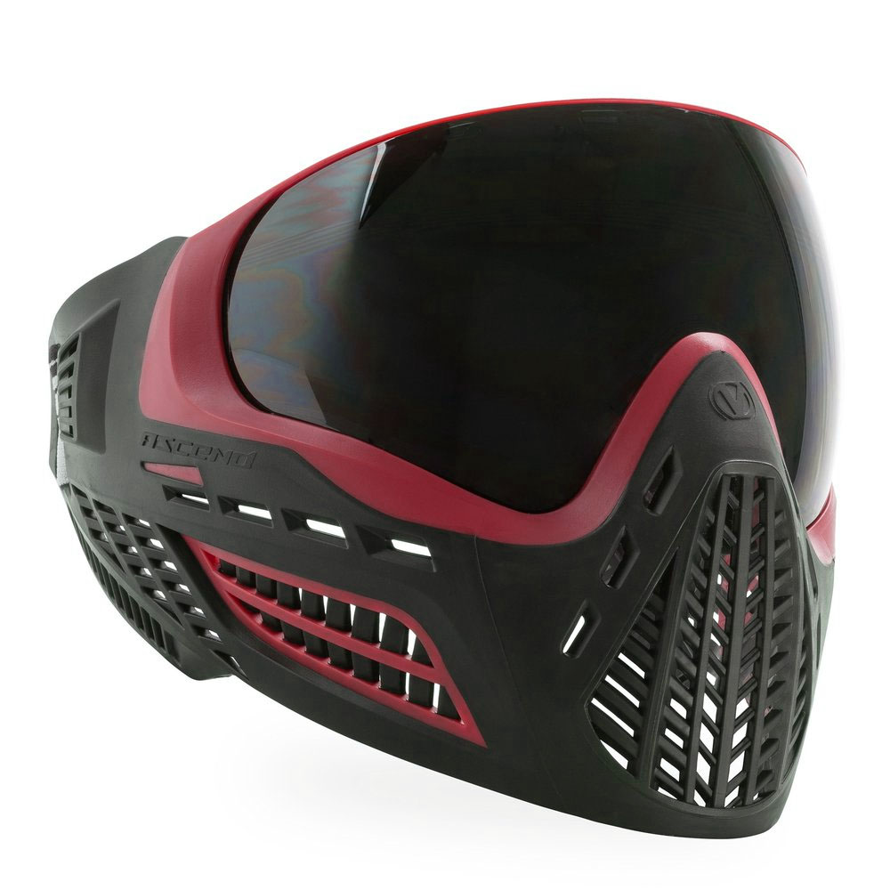 Virtue Vio Ascend Goggle Red/Smoke