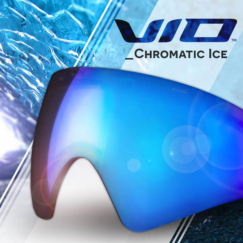 Virtue VIO Thermal Lens Chromatic Ice