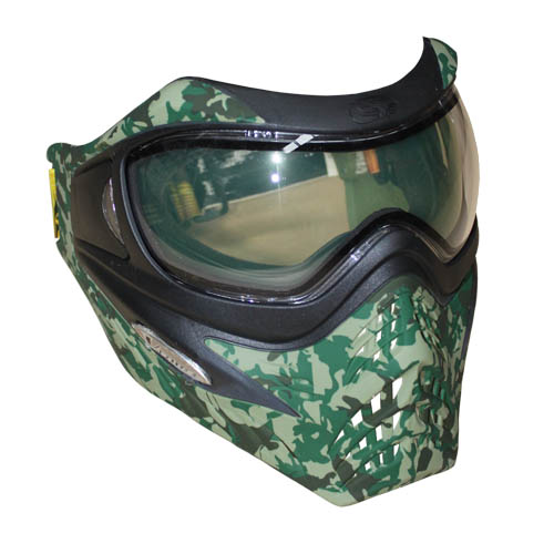 Vforce Grill Special Edition Goggles : Jungle Camo Green