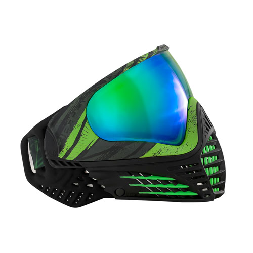 Virtue VIO Contour Goggle- Graphic Emerald