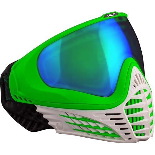 Virtue VIO Contour Goggle- White Emerald